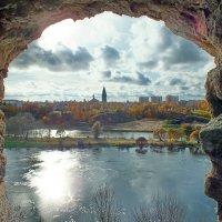 Ивангородская крепость. Вид на Нарву :: Николай
