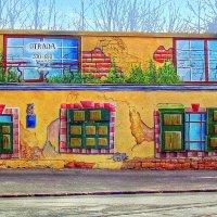 что нам стоит дом построить - нарисуем и живем! :: Александр Корчемный