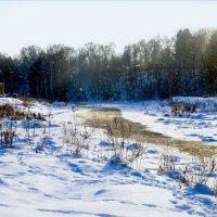 домик у реки :: Мария Корнилова