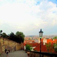 краски Праги :: Любовь Вящикова