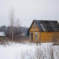 Заброшенный домик :: Александр Ребров