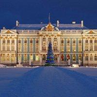 Екатерининский дворец. :: Ирина Нафаня