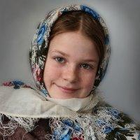Девочка с веснушками :: Наталья S