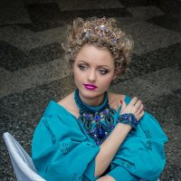 Людмила. :: Андрей Якимюк