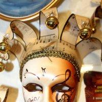 Венецианская маска :: Таня Фиалка