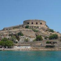 Венецианская крепость. :: Чария Зоя