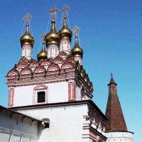 Надвратный храм Петра и Павла :: Nikolay Monahov