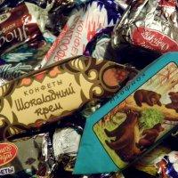 Московские конфеты. :: Елена