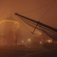 бушприт в ночи :: Petr Popov