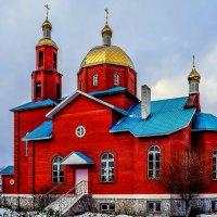 Михаило-Архангельский храм (Зирган) :: Elena Izotova
