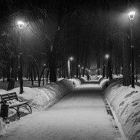 Ночь. :: Валерий Молоток