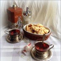 Чай. :: Anna Gornostayeva