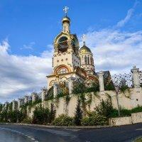 Храм Святого равноапостольного князя Владимира в Сочи :: Юрий Бичеров