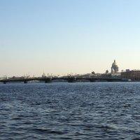 Дворцовый мост :: Валерий Новиков