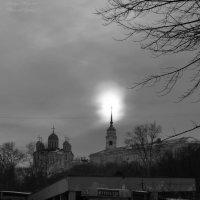 Успенский в закате :: Mariya Andreeva