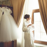 Утро невесты :: Александр Друкар