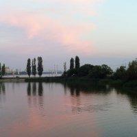 Розовый вечер. :: Чария Зоя