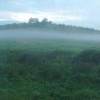 Туман , туман ..... :: Андрей  Васильевич Коляскин
