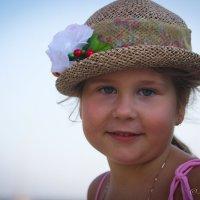 портрет девочки :: Мария Корнилова