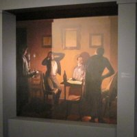 Игроки. Последняя картина Павла Федотова.1852 г. :: Маера Урусова