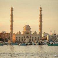 Вечер на Красном море :: Александр Пестов