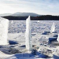 Ледяной Стоунхендж :: Светлана Игнатьева