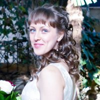 Прогулка по зимнему саду :: Светлана Игнатьева