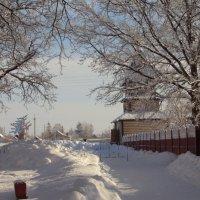 мороз :: Татьяна Агеева