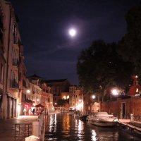 Венецианская луна :: Мария Кондрашова