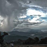 Небо Вьетнама :: Татьяна Нижаде
