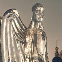 У каждого храма есть свой ангел-хранитель :: Анна Шелест