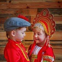 Сладкая парочка :: Виктория Дубровская