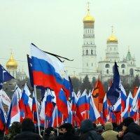 Памяти Бориса Немцова :: Михаил Бибичков