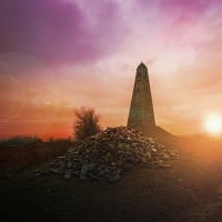 Вайнахская сторожевая башня :: Сахаб Шамилов