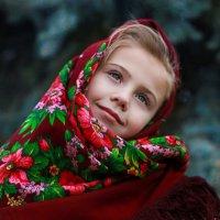 русская красавица :: Оксана Чепурнаева