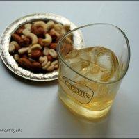 Виски со льдом. :: Anna Gornostayeva