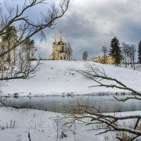 Зимние берега.Продолжение. :: Андрей Куприянов
