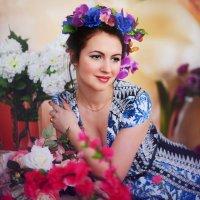 Цветочная фотосессия :: Oksanka Kraft