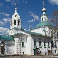 Храм покрова на торгу :: Анатолий Смирнов