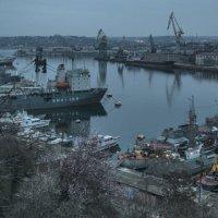 Пасмурное утро :: Игорь Кузьмин