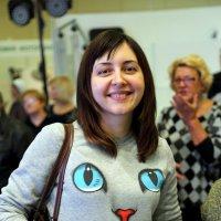 подарю тебе фотограф улыбку :: Олег Лукьянов