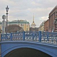 Синий мост :: Елена
