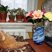 Ха-ха-ха! Разве это цветы! :: Елена Федотова