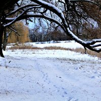 Последний день зимы :: Orest Zherebetskiy