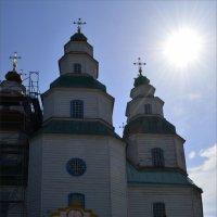 Свято-Троицкий собор :: Татьяна Кретова