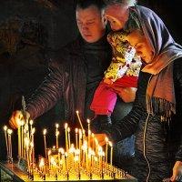 поминальная свеча :: Владимир Матва