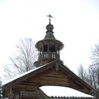Деревянные Церкви Руси :: OlegSOLO Немчинов