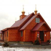 Церковь Петра и Февронии в Марьино :: Александр Качалин