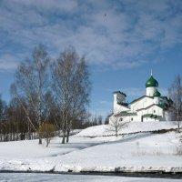 Храм Богоявления в Пскове :: Татьяна Ким