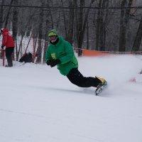 сноубордист :: tankist prokat163